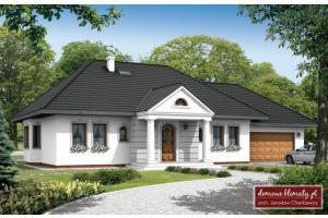 Projekt domu Babie Lato III