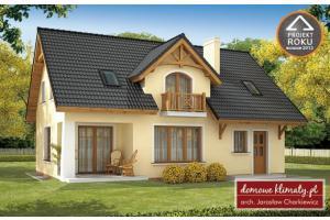 Projekt domu Bławatek