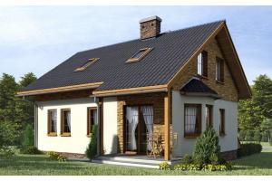 Projekt domu Dorota