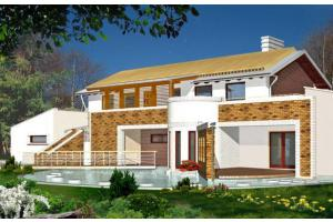 Projekt domu Morfeusz II