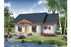 Projekt domu Prometeusz 3